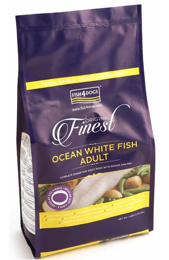 Fish4Dogs Adult Ocean Fish