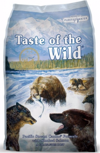 Taste of the Wild - Pacific Stream Canine Formula