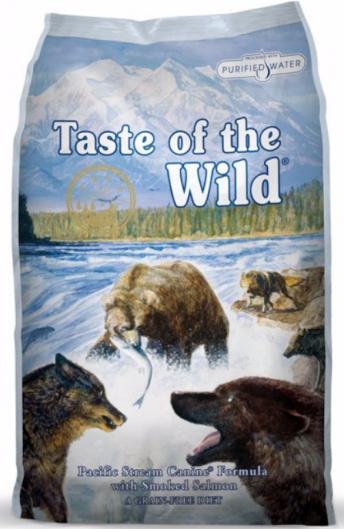 Taste of the Wild - Pacific Stream Canine Formula