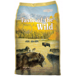 Taste of the Wild - High Prairie Canine Formula