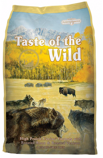 Taste of the Wild - High Prairie Canine Formula