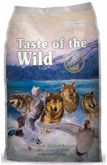 Taste of the Wild - Wetlands Canine Formula