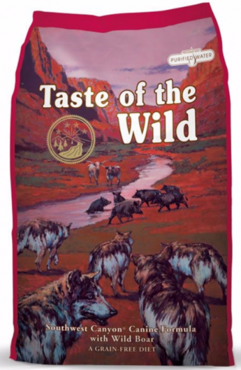 Taste of the Wild - Southwest Canyon Canine Formula