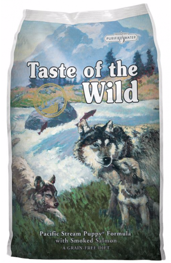 Taste of the Wild - Pacific Stream Puppy Formula