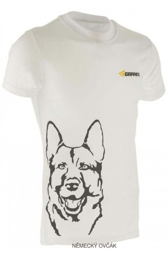 Gappay T-shirt bianca (0995K)