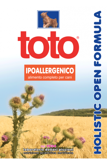 Toto Holistic - Ipoallergenico mini