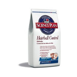 Hill's gatto Secco S.Care Hairball Control 7+ con Pollo