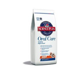 Hill's gatto Secco S.Care Oral Care con Pollo
