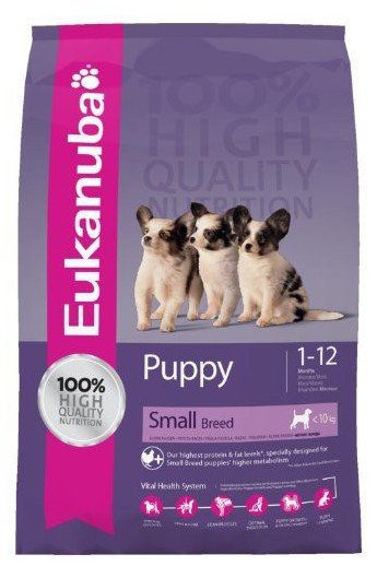 Eukanuba Puppy & Junior Tg. Piccola