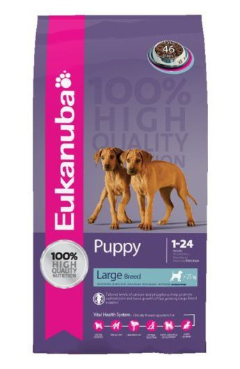 Eukanuba Puppy & Junior Tg. Grande