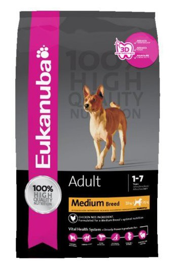 Eukanuba Adult Tg. Media