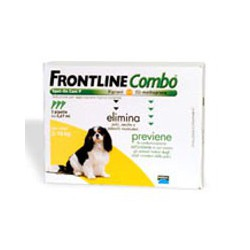 Frontline Combo - Spot-On per Cani fino a 10 Kg