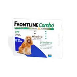 Frontline Combo - Spot-On per Cani da 10 Kg a 20 Kg