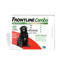 Frontline Combo - Spot-On per Cani oltre 40 Kg