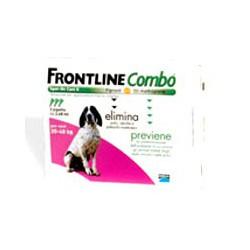 Frontline Combo - Spot-On per Cani da 20 Kg a 40 Kg