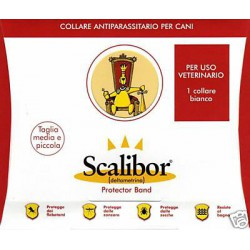 Collare Scalibor antiparassitario