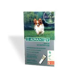 Advantix - Antiparassitario Spot-On per Cani fino a 4 Kg