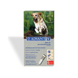 Advantix - Antiparassitario Spot-On per Cani oltre 25 Kg