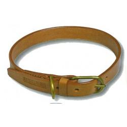 Collare Cuoio Antico Fuss Dog (CE 30)