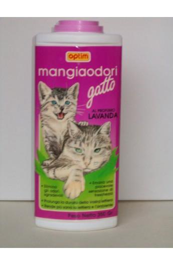 Mangiaodori al profumo di lavanda gr.350