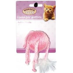 Pallina Filante con sonaglio per gattino Wonder Toys