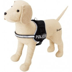 Pettorina Police Camon (DC045/A)