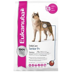 Eukanuba adult Daily Care Senior 9 +