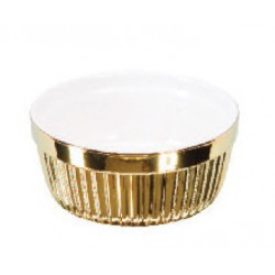 Ciotola in ceramica GoldenDog (C726/B)