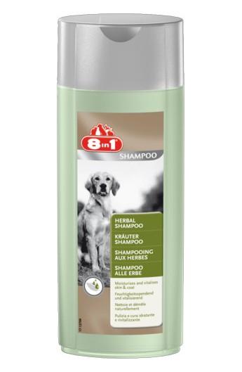 Shampoo cane 8in1 alle erbe (17-12800)
