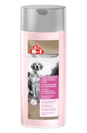 Shampoo & balsamo cane 8in1 (17-12804)