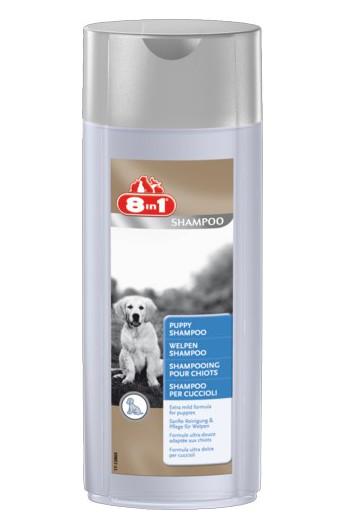 Shampoo cane 8in1 per cuccioli (17-12806)