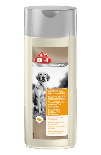 Shampoo cane 8in1 naturale all'avena (17-12808)