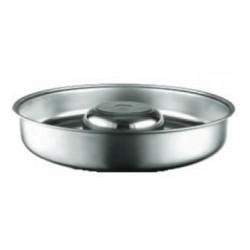 Ciotola in acciaio per cuccioli (13605)