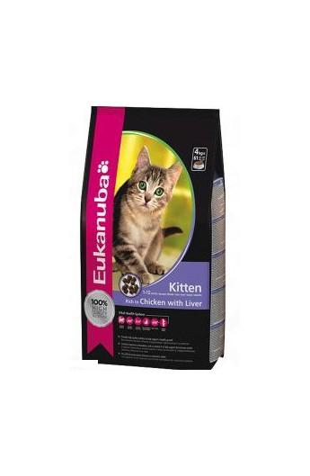 Eukanuba gatto Secco Kitten