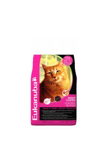Eukanuba gatto Secco Adult Overweight/Sterilised