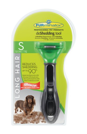Furminator deLuxe per cani (4,5-9 kg.)