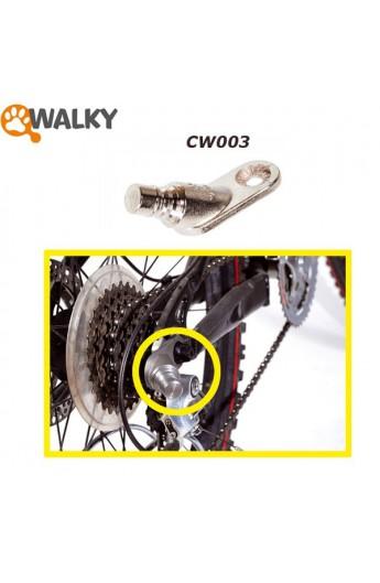 Walky Dog Camon attacco mozzo ruota (CW003)