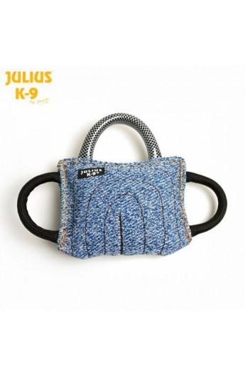 Julius K9 Bitepad Nylon-cotone Soft (144BWSM)