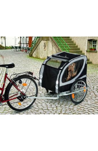 Rimorchio per bici Doggy Liner De Luxe Karlie (31619)