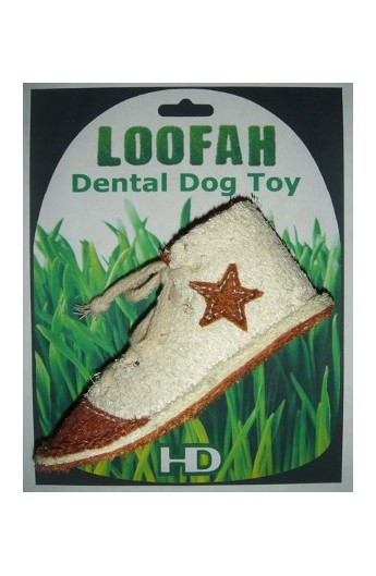 Dental Toy Loofah scarpa