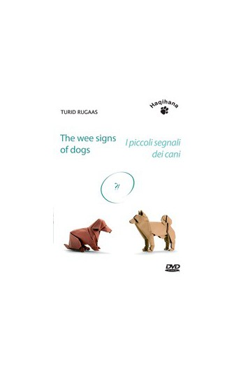 DVD The wee signs of dogs (I piccoli segnali dei cani)